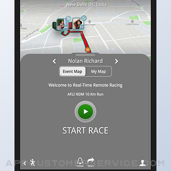 AFLI Race On ipad image 2