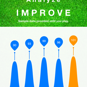Golf Stats 18Bogies iphone image 1