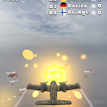 Air Wars 3D ipad image 1