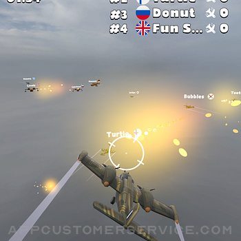 Air Wars 3D ipad image 3