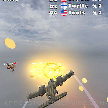 Air Wars 3D ipad image 4
