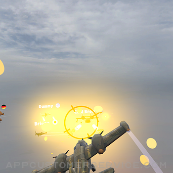 Air Wars 3D iphone image 2