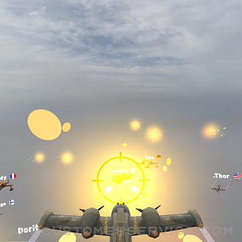 Air Wars 3D iphone image 4