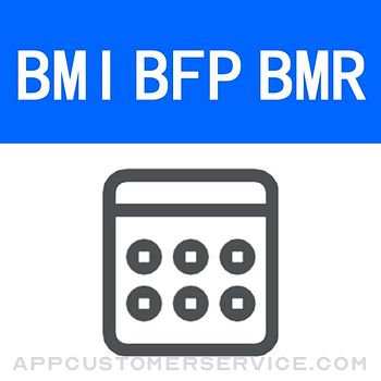 BMI BFP BMR Calculator Customer Service