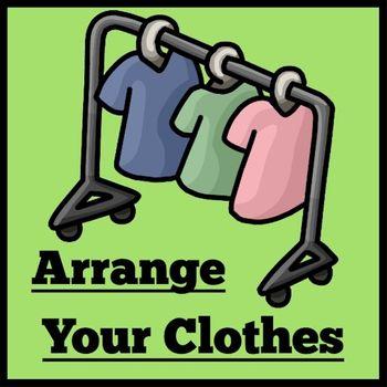 Arrange Your Clothes Customer Service
