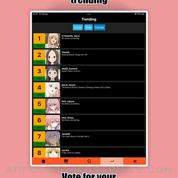 Anime Wallpaper Full HD ipad image 3