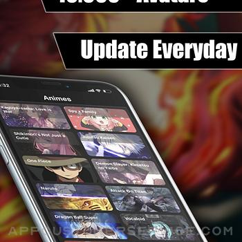 Anime Wallpaper Full HD iphone image 1