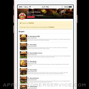 Brasa Burger Ocidental iphone image 1