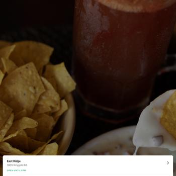 Amigo Mexican Restaurant ipad image 2