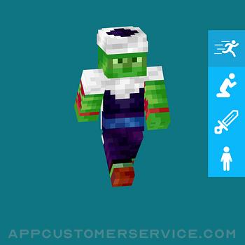 Anime Skins For Minecraft MCPE ipad image 3