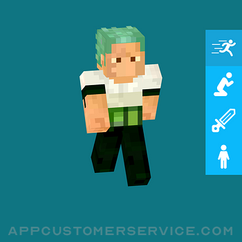 Anime Skins For Minecraft MCPE ipad image 4