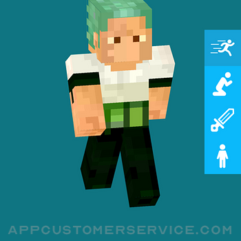 Anime Skins For Minecraft MCPE iphone image 4