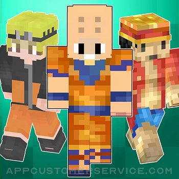 Anime Skins For Minecraft MCPE Customer Service