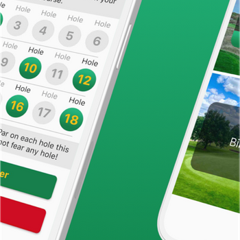 Golf Drills: Round Tracker iphone image 2