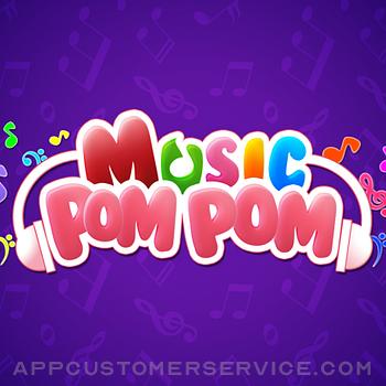 Music Pom Pom 1 ipad image 1