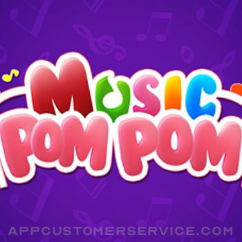 Music Pom Pom 1 iphone image 1