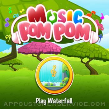Music Pom Pom 1 iphone image 4