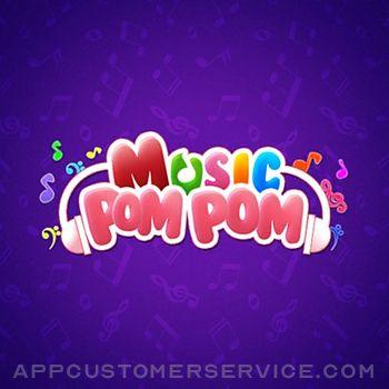 Music Pom Pom 1 Customer Service