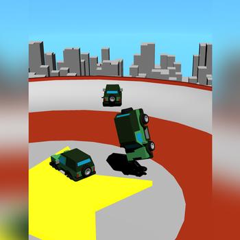 Car Darts ipad image 1