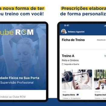 Clube RCM ipad image 1