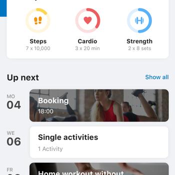 BodyWorks Athletic Club iphone image 1