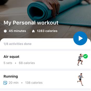 BodyWorks Athletic Club iphone image 3