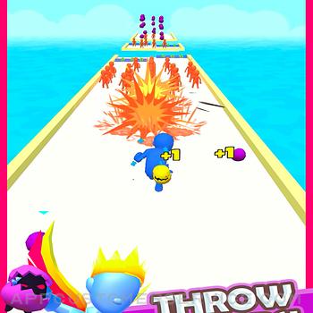 Boom Runner - Tower Defense 3D ipad image 1