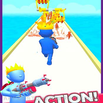 Boom Runner - Tower Defense 3D ipad image 3