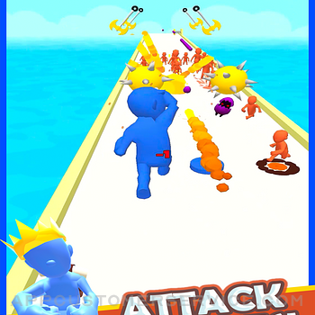 Boom Runner - Tower Defense 3D ipad image 4