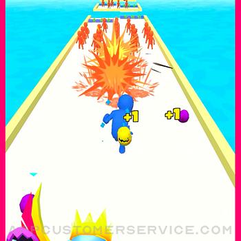 Boom Runner - Tower Defense 3D iphone image 1