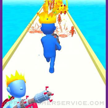 Boom Runner - Tower Defense 3D iphone image 3