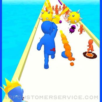 Boom Runner - Tower Defense 3D iphone image 4