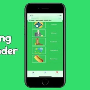 BuyingListReminder iphone image 1