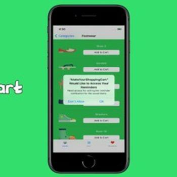 BuyingListReminder iphone image 2