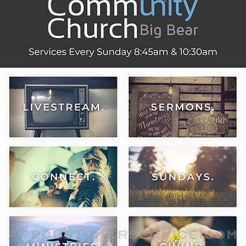 Community Church Big Bear ipad image 1