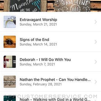 Community Church Big Bear iphone image 3