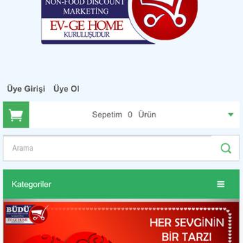 Büdü Discount Marketing iphone image 1