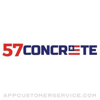 57 concrete Customer Service