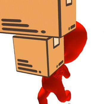 Box Run Stack 3D Customer Service