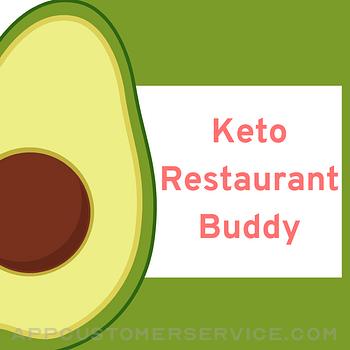 Keto Restaurant Buddy Customer Service