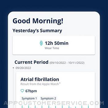 Cardiologs iphone image 1
