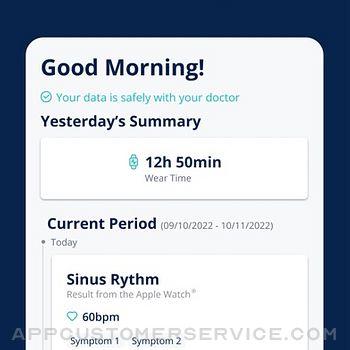 Cardiologs iphone image 4