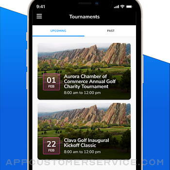 Clava Golf iphone image 1