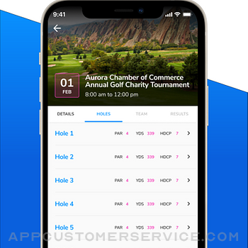 Clava Golf iphone image 2