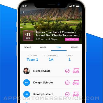 Clava Golf iphone image 3