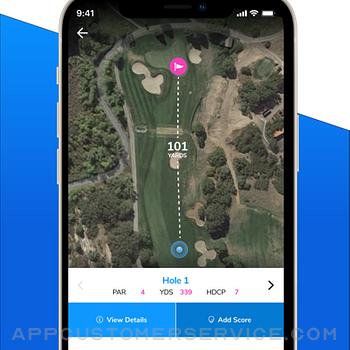 Clava Golf iphone image 4