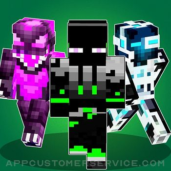 Enderman Skins for Minecraft 2 Customer Service