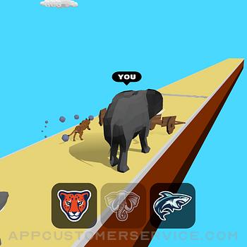 Animal Transform:Epic Race 3D ipad image 4