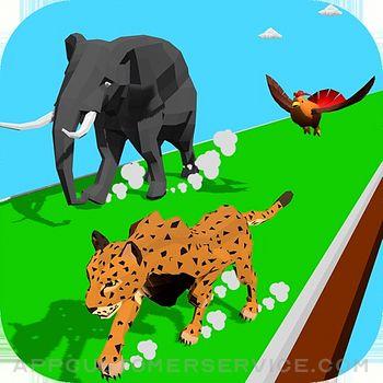Animal Transform:Epic Race 3D Customer Service