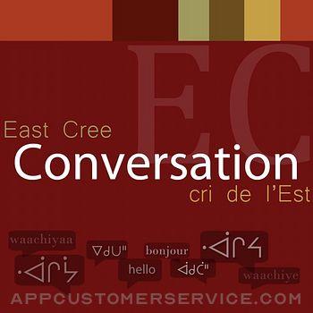 East Cree Conversation Customer Service